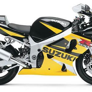 2000 suzuski GSXR 600 The other bike