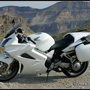 Cecil Walker's 2006 Honda Interceptor