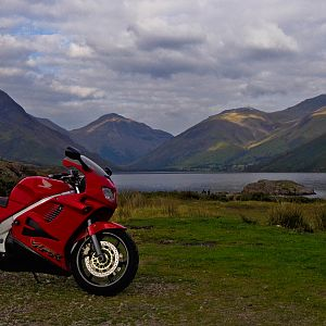VFR At Wast Water (1 Of 1)